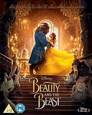 NEW! Beauty and the Beast (DVD) Disney Live Version - Emma Watson FREE SHIPPING
