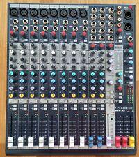 Soundcraft MFXI 8 Kanal analog Mischpult