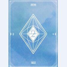 K-POP CNBLUE 2nd Album - [2gether] B Ver. CD+68p Photobook+2p Photocard Sealed