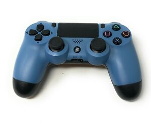 Official Sony Playstation 4 Limited Edition Uncharted 4 Controller PS4 Gray Blue