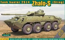 Ace 1/72 2S14 'Zhalo-S' (Sting) tank hunter # 72168
