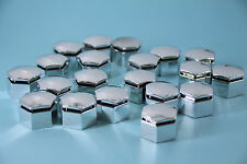 20 Chrome Wheel Nut Caps Covers - for Holden VE Commodore HSV Caprice Statesman