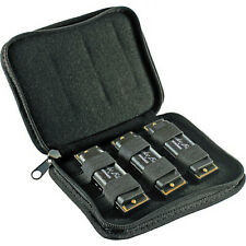 Hohner Hoodoo Blues Harmonica 3-Pack With Case C,D And G