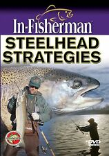 In-Fisherman Steelhead Strategies DVD (New Sealed)