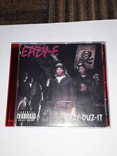 Eazy-E - Eazy-Duz-It (Parental Advisory, 1992) Dr Dre/N.W.A Old School Hip Hop