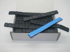 25 x Black Adhesive Stick On Wheel Weights 25x60g - 5g/10g Per Strip