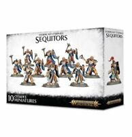 Stormcast Eternals Sequitors - Warhammer Age of Sigmar - Brand New! 96-43