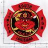Louisiana - South Louisiana FOOLS LA Fire Dept Patch  FTM PTB EGH