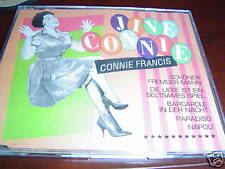 CONNIE FRANCIS JIVE CONNY CD NEW IMPORT 3 TRK