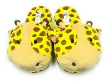 New Cute Giraffe Plush Slippers Indoor House Shoes
