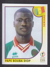 Panini - Korea Japan 2002 World Cup - # 51 Pape Bouba Diop - Senegal