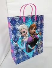 Disney la Reine des Neiges Anna Elsa Olaf Grande Mauve Plastique Fête Sac