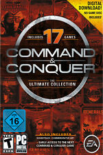 Command & Conquer - The Ultimate Collection - PC EA Origin Digital Code - Global