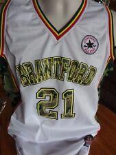 Brantford Basketball Jersey size XL - Camo Design #21 by B&B Sportswear