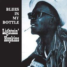 CD LIGHTNIN' HOPKINS BLUES IN MY BOTTLE BUDDY BROWN'S DC-7 JAILHOUSE CATFISH ETC