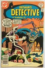 Batman Detective Comics #468. DC 1976 Bronze Age FN- condition.