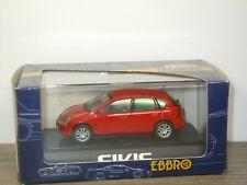 Honda Civic 5-Door - Ebbro 1:43 in Box *42433