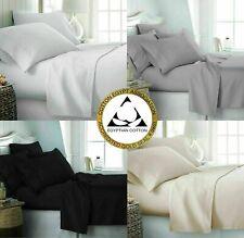 Luxurious Cotton 500 Thread Count 4 Pcs Duvet Quilt Duvet Complete set