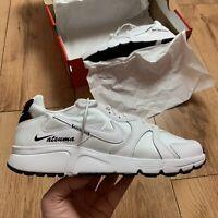 Nike Men's Atsuma Trainers Size UK 8 EUR 42.5 White CD5461 100 NEW