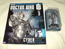 Doctor Who Figurine Collection #3 The Cyber Controller