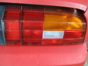 Passenger Right Tail Light Fits 91-93 CAPRI 286226
