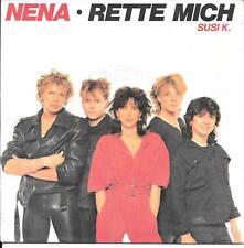 """45 TOURS / 7"""" SINGLE--NENA--RETTE MICH / SUSI K.--19847"""