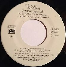 Phil Collins 45 Something Happened On The Way To Heaven / Lionel Do You Remember