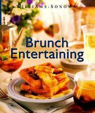Williams-Sonoma Lifestyles: Brunch Entertaining by Janeen Sarlin (1999, Hardcove