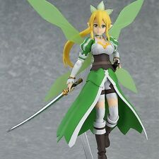 Anime SAO Sword Art Online Leafa Figma #314 Action PVC Figure No Box