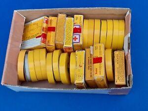 26 x Vintage 1960s - 8mm Movie Camera Films -Cine - Kodak Kodachrome Colour Film