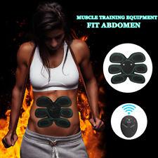 Ultimate Smarty Abs Stimulator Abdonminal Toning Belt Muscle Training Body Shape