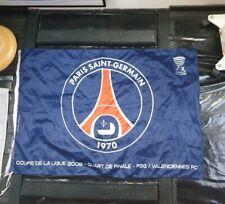 Maillot jersey drapeau psg paris pauleta 2008 coupe de la ligue Valenciennes 08