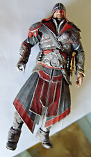 Assassins Creed Brotherhood -HOODED-EZIO 7 inch Long Figurine @