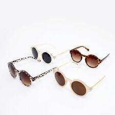 8d0fae1ff55 Plastic Frame Round Sunglasses for Women for sale