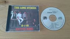 The Long Ryders Native Sons 10-5-60 UK CD Album ZONGCD003 Country Psych Rock