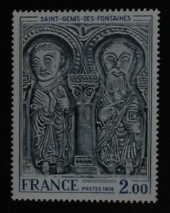 Timbre poste. France. n°1867. Œuvre d'Art