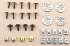 Undertray Guard Engine Under Cover Fixing Clips Screw Set For VW GOLF MK4 BORA