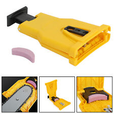 14-20 inch Chainsaw Teeth Sharpener Saw Chain Blade Fast Sharpening Stone System