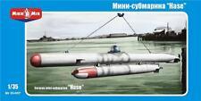 """Hase"", German mini-submarine << Micro-Mir #35-007, 1:35 scale"