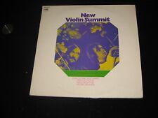 ORIGiNAL FRENCH 2 LPS JAZZ NEW VIOLN SUMMIT 1971 EX MPS