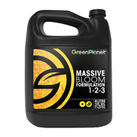 Green Planet Massive Bloom Formulation - 1 Liter- 4 Liter - 10 Liter bottles