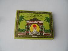 23075 Pappschachtel Simon Arzt Reklamationszettel 10x7,5cm cigarette tin cardbox