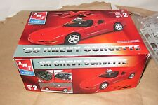NIB 1/25 Scale Ertl AMT 1998 Chevy Corvette Triple X Model Kit