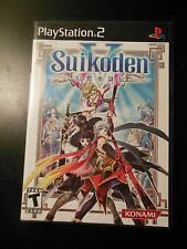 Suikoden V 5 (Playstation 2 / PS2) Complete Tested