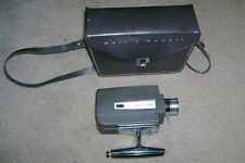 BELL & HOWELL SUPER 8MM AUTOLOAD MOVIE CAMERA PERPETUA DRIVE OPTRONIC EYE