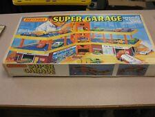 1978 Matchbox Super Garage Lesney Products. Vintage