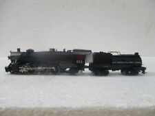 Model Power Scale Metal USRA 4-6-2 Southern Pacific #611 Locomotive N-Scale