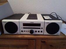 Yamaha MCR 040/140 hifi system CD/DAB/USB/IPOD