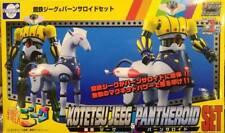Dynamite Action S Kotetsu Jeeg & Pantheroid Robot D'acciaio Evolution Toy