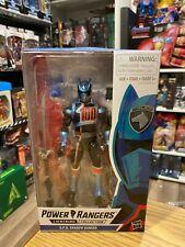 "Power Rangers Lightning Collection: Series 1 Spd Shadow Ranger New 6"""
